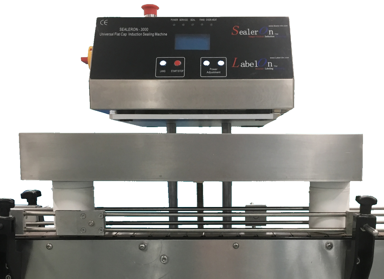 SealerOn3000 Induction Sealing Machine